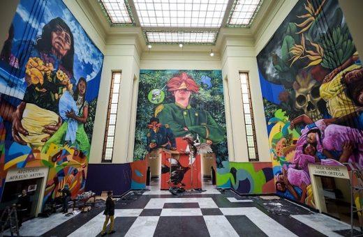 Pisa capital of Street Art for Internet Festival 2021