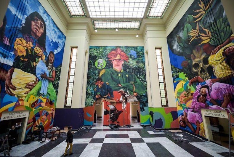 Pisa capitale della Street Art con Internet Festival 2021