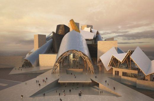 Il Guggenheim di Abu Dhabi di Frank Gehry aprirà nel 2026