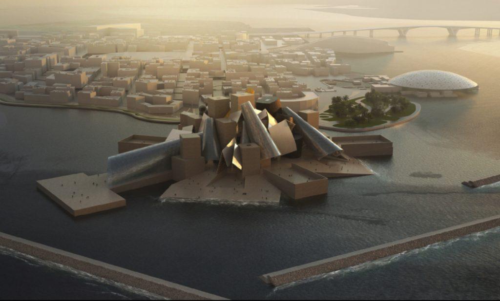 Guggenheim di Abu Dhabi