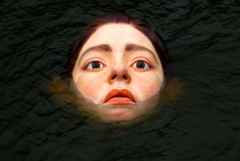 La ragazza che annega a Bilbao, di Ruben Orozco