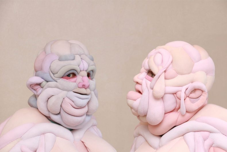 Wearable bodies by Daisy Collingridje