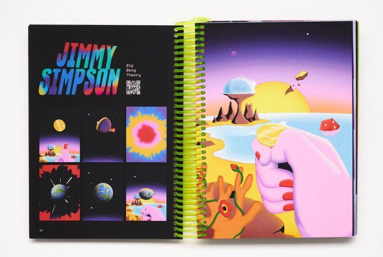 Il primo libro di GIF di GIPHY