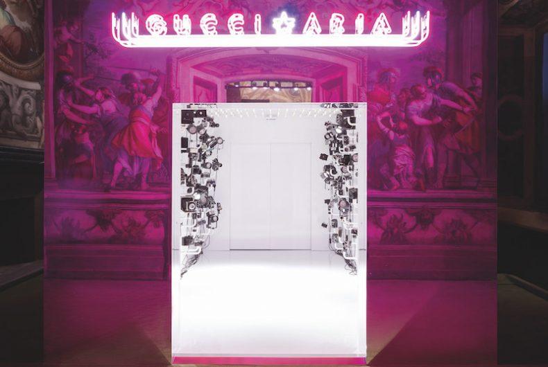 Gucci Circolo Milano, uno spazio narrativo dedicato all'estetica della maison